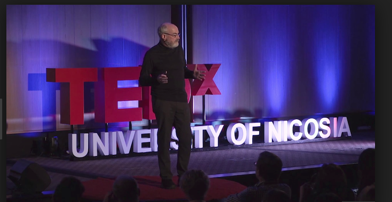 Dave at TedX